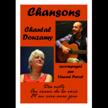 Chantal Douzamy et Vincent le 28 octobre 21H