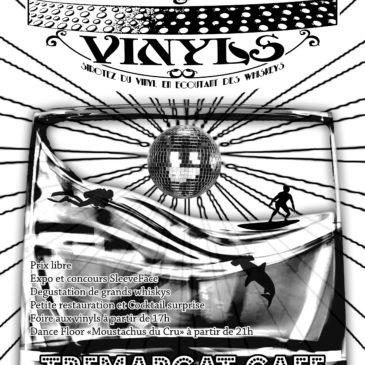 Soirée Vinyls et Whiskey le vendredi 1er Février
