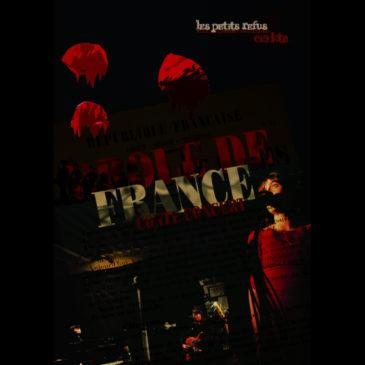 Drôle de France en concert le 12 Août
