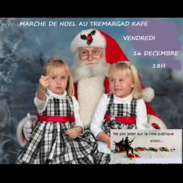 Marché de Noël le vendredi 16 Décembre