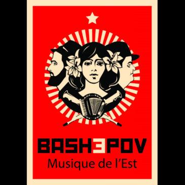 Bashepov musique de l'est le 24 Février à 21h