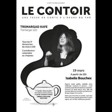 Le Contoir du 19 Mars avec Isabelle Bouchex à partir de 15h!