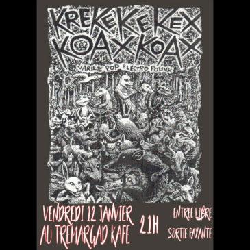 kré ké ké kex koax koax le 12 janvier à 21h