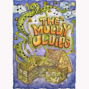 Moldy Oldies le 23 Février à 21h au Tremargad Kafe