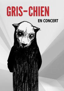 gris-chien