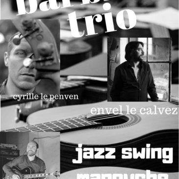 Barbizon trio à l'apéro huîtres le dimanche 3 juin à 11h00