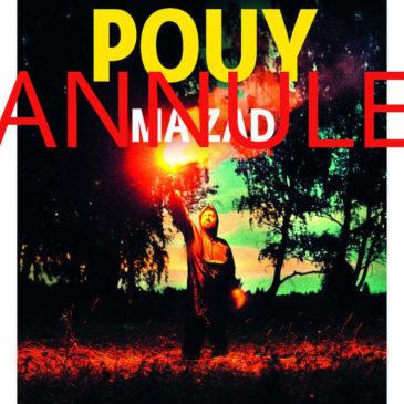 ANNULATION Causerie Jean-Bernard Pouy le mercredi 5 septembre à 20h30