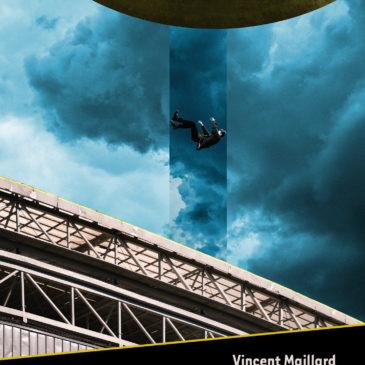 Vincent maillard dédicace son livre le vendredi 13 décembre