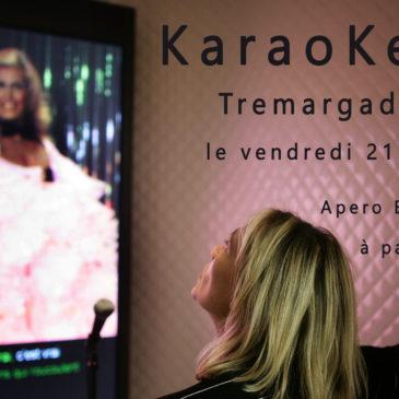 Karaoké le vendredi 21 Février