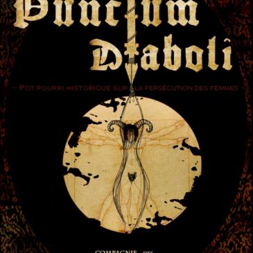Punctum Diaboli samedi 12 Septembre + atelier d'auto défense !