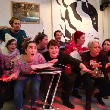 Chorale Michelle Michel + Apéro huitres Dimanche 25 Octobre à Midi