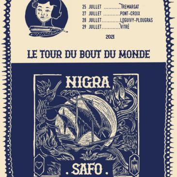 Dimanche 25 juillet : La Nigra Safo pour l'apéro !
